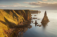 Sea stacks, Duncansby Head, Caithness, Scotland