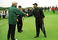 Boris BECKER , Tiger WOODS<br />