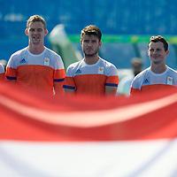 01 Argentina - Netherlands