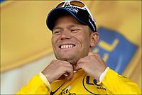 Sykkel<br /> Tour de France 2011<br /> 07.07.2011<br /> Foto: PhotoNews/Digitalsport<br /> NORWAY ONLY<br /> <br /> 6th stage / Dinan - Lisieux<br /> <br /> HUSHOVD Thor (TEAM GARMIN - CERVELO - NOR)