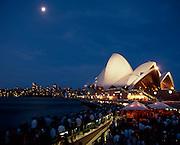 Opera Bar, Sydney Opera House.