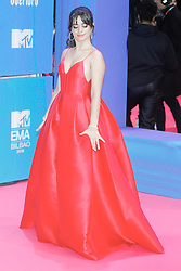 Camila Cabello attend the MTV Europe Music Awards held at the Bilbao Exhibition Centre, Spain on November 4, 2018. Photo by Archie Andrews/ABACAPRESS.COM