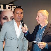 NLD/Amsterdam/201905229 - 10-jarig jubileum van Helden, Victor van Bronckhorst en Frits Barend