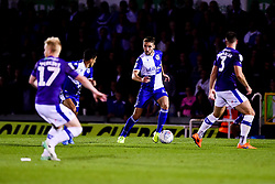 Luke Leahy of Bristol Rovers is marked by Liam Ridehalgh of Tranmere Rovers - Mandatory by-line: Ryan Hiscott/JMP - 20/08/2019 - FOOTBALL - Memorial Stadium - Bristol, England - Bristol Rovers v Tranmere Rovers - Sky Bet League One