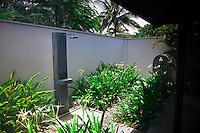 Luxury bathrooms with indoor and outdoor showers.