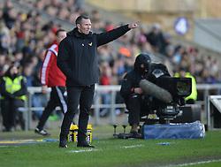 Oxford United Manager Michael Appleton - Mandatory byline: Alex James/JMP - 10/01/2016 - FOOTBALL - Kassam Stadium - Oxford, England - Oxford United v Swansea City - FA Cup Third Round