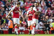 Arsenal v West Ham United 22/04/2018