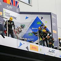 LMGTE Am, 6 hours of Nurburgring 2017, 16/07/2017,