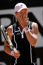 10.05.2011, Foro Italico, Rom, ITA,  WTA Tour, Rome Masters, im Bild Vera DUSHEVINA Russia.Roma 9/5/2011 Foro Italico.Internazionali BNL d'Italia - Tennis. EXPA Pictures © 2011, PhotoCredit: EXPA/ InsideFoto/ Andrea Staccioli +++++ ATTENTION - FOR AUSTRIA/AUT, SLOVENIA/SLO, SERBIA/SRB an CROATIA/CRO CLIENT ONLY +++++