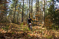 Fall Flurry mountain bike race at Gunstock.    Karen Bobotas for the Laconia Daily Sun