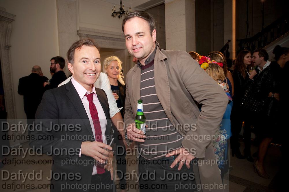 TONY CHAMBERS; TONY JASON, Wallpaper Design Awards 2012. 10 Trinity Square<br /> London,  11 January 2011.
