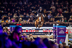 Devos Pieter, BEL, Carpe Diem DV Z<br /> Jumping Mechelen 2019<br /> © Hippo Foto - Dirk Caremans<br />  28/12/2019