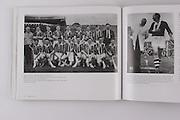 "Kilkenny All-Ireland Hurling Champions 1957. Back Row: Syd BLuett, Jim ""Link"" Walsh, Dick Rockett, John Sutton, Mick Brophy, Sean Clohossy, Mick Kenny, Olly Walsh, Bob Ayleward. Front Row: Johnny McGovern, Billy Dwyer, Paddy Buggy, Mick Kelly (capt), Mickey Walsh, Tom Walsh, John Maher."