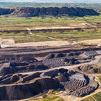 A coal mine has taken over some of the best greater sage-grouse habitats in Sweet Water County in Wyoming.