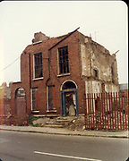December 1983 Amature Photos of old Dublin. WITH Mountjoy St, Capel St, Summerhill, Langishe Place, Rutland St, School, Berkley Rd