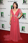 22.OCTOBER.2012. LOS ANGELES<br /> <br /> CLEA DuVALL AT THE 16TH ANNUAL HOLLYWOOD FILM AWARDS GALA PRESENTED BY THE LOS ANGELES TIMES HELD AT THE BEVERLY HILTON HOTEL.<br /> <br /> BYLINE: EDBIMAGEARCHIVE.CO.UK<br /> <br /> *THIS IMAGE IS STRICTLY FOR UK NEWSPAPERS AND MAGAZINES ONLY*<br /> *FOR WORLD WIDE SALES AND WEB USE PLEASE CONTACT EDBIMAGEARCHIVE - 0208 954 5968*