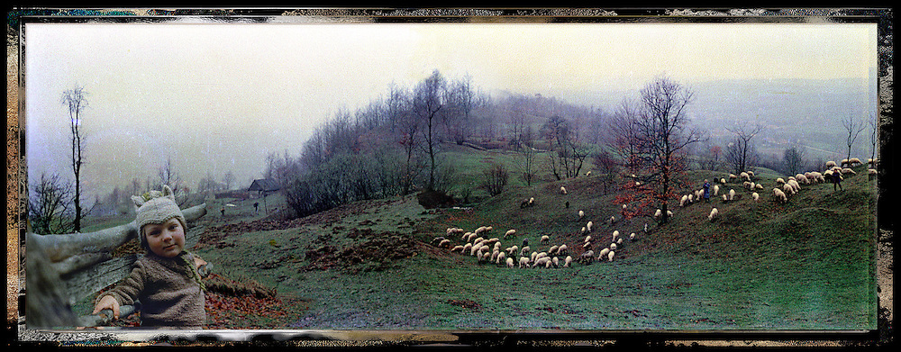 Irreversibly Lost Moment, Somewhere in Transylvania <br />