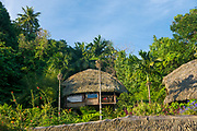 Vanilla Lodge, Teahupoo, Tahiti Iti, Tahiti,French Polynesia, South Pacific