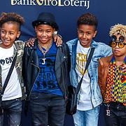NLD/Utrecht/20180930 - NFF 2018, Première Vechtmeisje, jongensgroepje The Fletchers