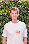 Andy Murray Malaria No More UK