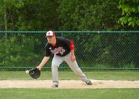 Winnisquam v Belmont varsity baseball.  Karen Bobotas/ for the Laconia Daily Sun