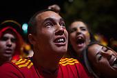 Euro 2012: semi-final match Spain-Portugal