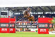 Laura Klaphake - Silverstone G<br /> World Equestrian Festival, CHIO Aachen 2015<br /> © DigiShotsLaura Klaphake - Silverstone G<br /> CHIO Aachen 2015<br /> © DigiShots