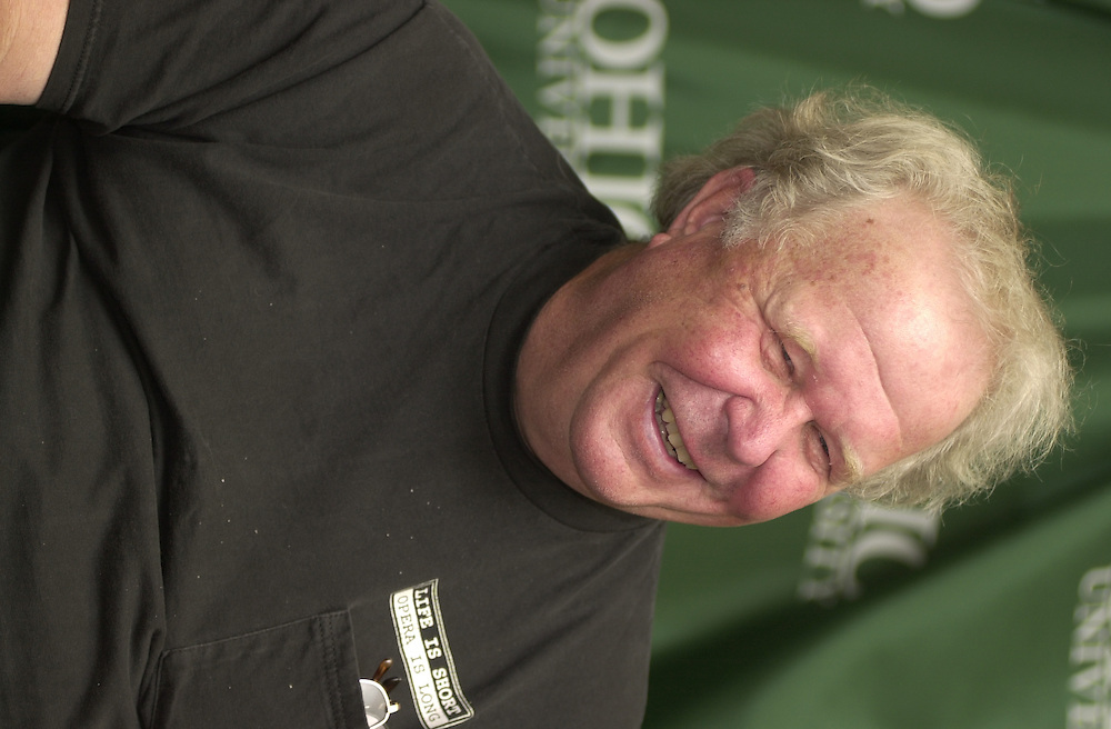 Actor Ned Beatty Interviewed by The Post  for Film Festival.   By Landon Nordeman
