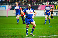 Fabien BARCELLA - 14.03.2015 - Stade Francais / Grenoble -  20eme journee de Top 14<br /> Photo : David Winter  / Icon Sport<br /> <br />   *** Local Caption ***