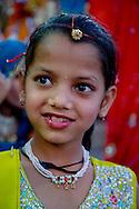 Young girl, Jodhpur, Rajasthan, India