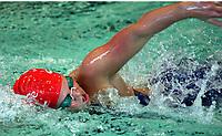 Svømming , NM langbane 7 . juli 2005 , Ankerskogen , Hamar<br /> <br /> Elisabeth Jarland , BS/Delfana