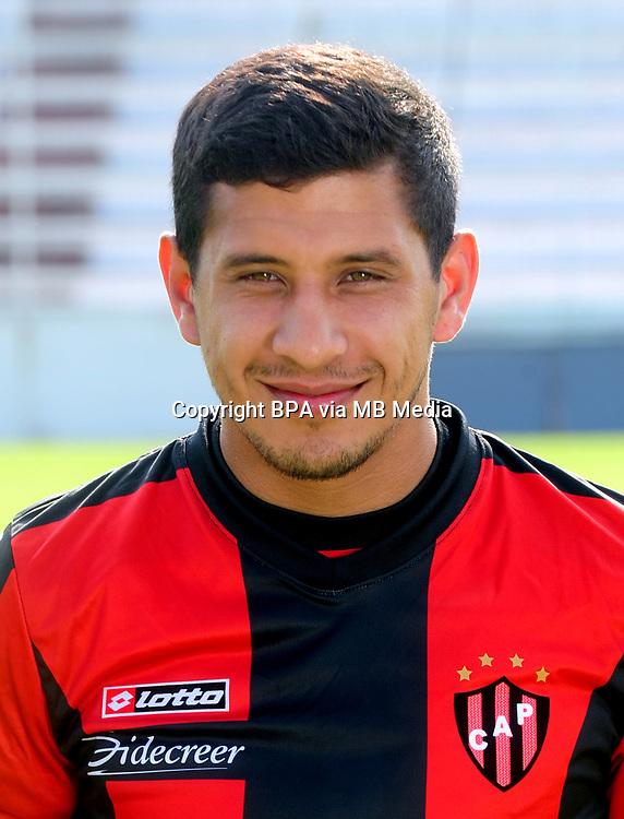 Argentina Football League First Division - Axion Energy 2016-2017 / <br /> Club Atletico Patronato de la Juventud Catolica - <br /> Damian Arce