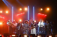 SEED Ensemble performs onstage during the 2019 Hyundai Mercury Prize, Eventim Apollo, London, UK, Saturday 06 July 2019<br /> Photo JM Enternational