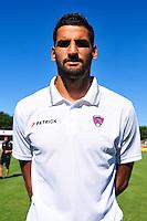 Mehdi Jeannin - 07.08.2015 - Evian Thonon / Clermont - 2eme journee de Ligue 2<br /> Photo : Philippe Lebrech / Icon Sport