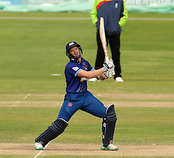 Gloucestershire's Michael Klinger - Mandatory by-line: Robbie Stephenson/JMP - 07966386802 - 04/08/2015 - SPORT - CRICKET - Bristol,England - County Ground - Gloucestershire v Durham - Royal London One-Day Cup