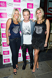 © Licensed to London News Pictures. Natasha Richardson, Sam Callahan and Nicola Squibb attend the CAKO & CAKO Kids press launch at Sanctum Soho Hotel in Chelsea, London, UK on 10 December 2013. Photo Credit: Raimondas Kazenas/LNP