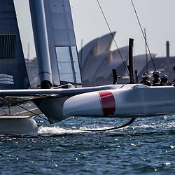 2019 SailGP Sydney