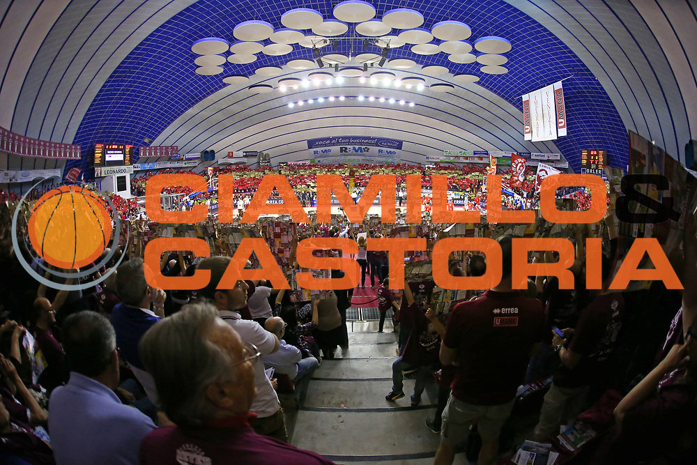 Pubblico Taliercio<br /> Umana Reyer Venezia vs The Flexx Pistoia<br /> Lega Basket Serie A 2016/2017<br /> Play Off Quarti di Finale Gara 1<br /> Venezia,13/05/2017<br /> Foto Ciamillo-Castoria/A. Gilardi