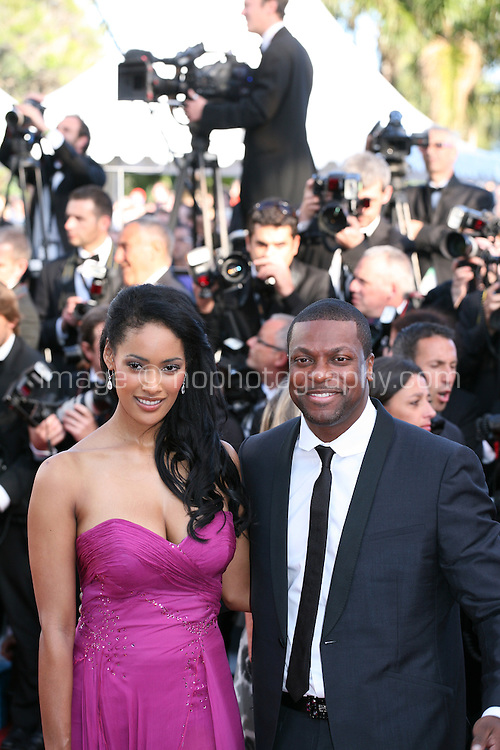 Chris Tucker at the Killing Them Softly gala screening at the 65th Cannes Film Festival France. Tuesday 22nd May 2012 in Cannes Film Festival, France.