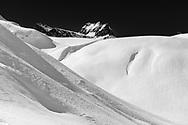 Slopes and the peaks of the Schächentaler Windgällen, Muotathal, Schwyz, Switzerland