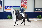 Femke Beljon - Zoraida<br /> KNHS Indoorkampioenschappen 2012<br /> © DigiShots