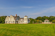 Water Mill estate, designed by esteemed architect Robert A.M. Stern,  Bay Lane, Mecox Bay, Water Mill, NY