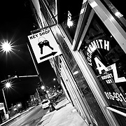 Locksmith at 43rd and Main, Kansas City Missouri.