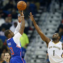 03-26-2014 Los Angeles Clippers at New Orleans Pelicans