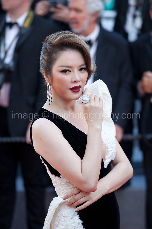 Ly Nha Ky at the Award Ceremony and The Man Who Killed Don Quixote at the The Man Who Killed Don Quixote gala screening at the 71st Cannes Film Festival, Saturday 19th May 2018, Cannes, France. Photo credit: Doreen Kennedy