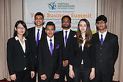 Virtual Enterprises International's National Business Plan Competition held at McGraw-Hill Companies on April 2, 2014. (Photo: JeffreyHolmes.com)