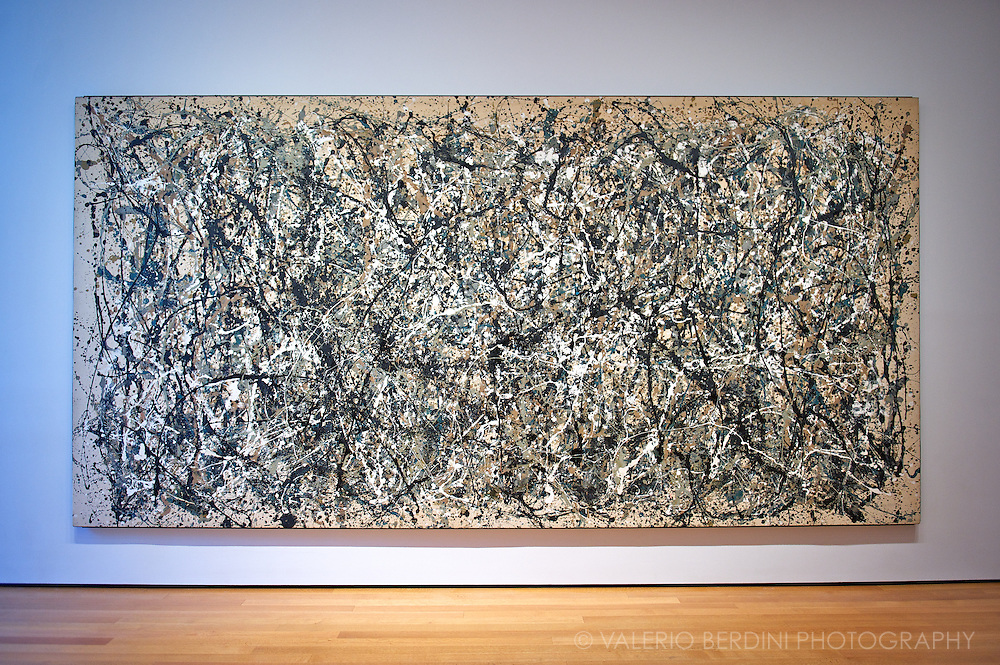 Museum of Modern Art (MoMA). Manhattan, New York City. USA