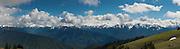 "Hurricane Ridge, Olympic National Park WA.  (16x60"" @ 300dpi)"