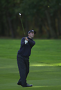 Photo Peter Spurrier.17/10/2002 Thur.CISCO World Matchplay Championships - Wentworth.Mike Weir..[Mandatory Credit Peter Spurrier/ Intersport Images]