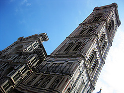 The cathedral of The Basilica di Santa Maria del Fiore (English: Basilica of Saint Mary of the Flowers) is the cathedral church (Duomo) of Florence, Italy. 2nd July, 2011..©Pic : Michael Schofield.